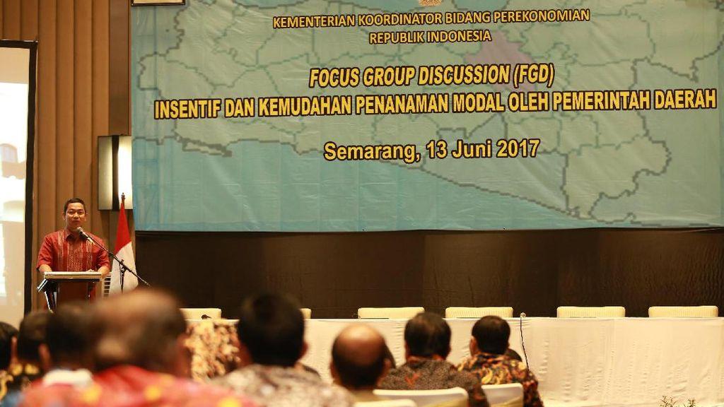 Semarang Penyangga Utama Pertumbuhan Ekonomi Jateng