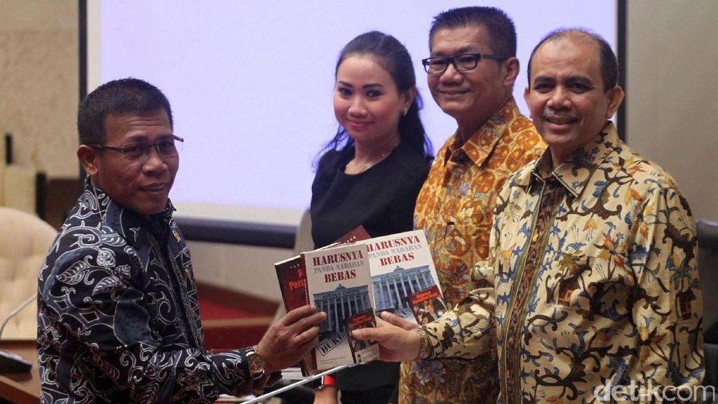 Foto: Ini Anggota Pansus Angket KPK dari Partai Pro-Jokowi