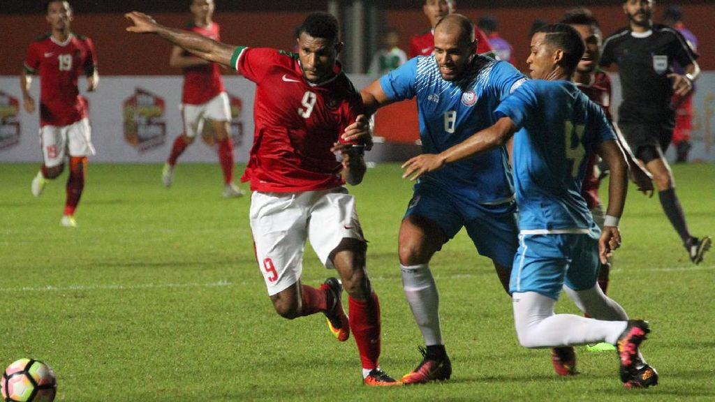 Kecewa dengan Hasil, Luis Milla Gembira Lihat Penampilan Timnas