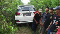 Pengemudi Mobilio Terparkir Misterius di Hutan Ditemukan Meninggal