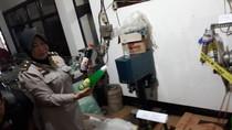 Industri Rumah Tangga Sirup Digerebek, Tak Miliki Izin Edar