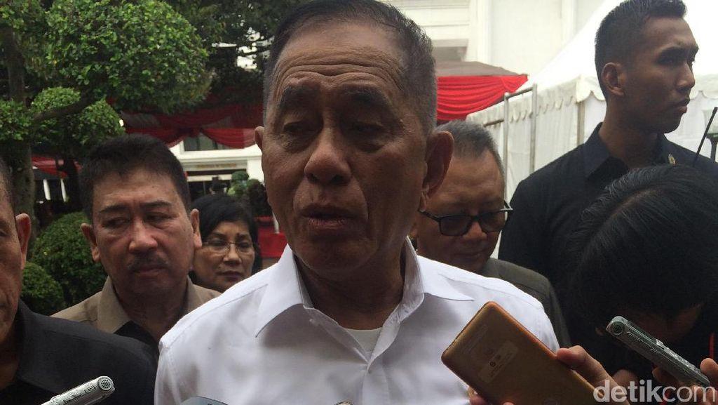 Menhan Ryamizard: Kita Siap Bantu Filipina Lokalisir ISIS Marawi