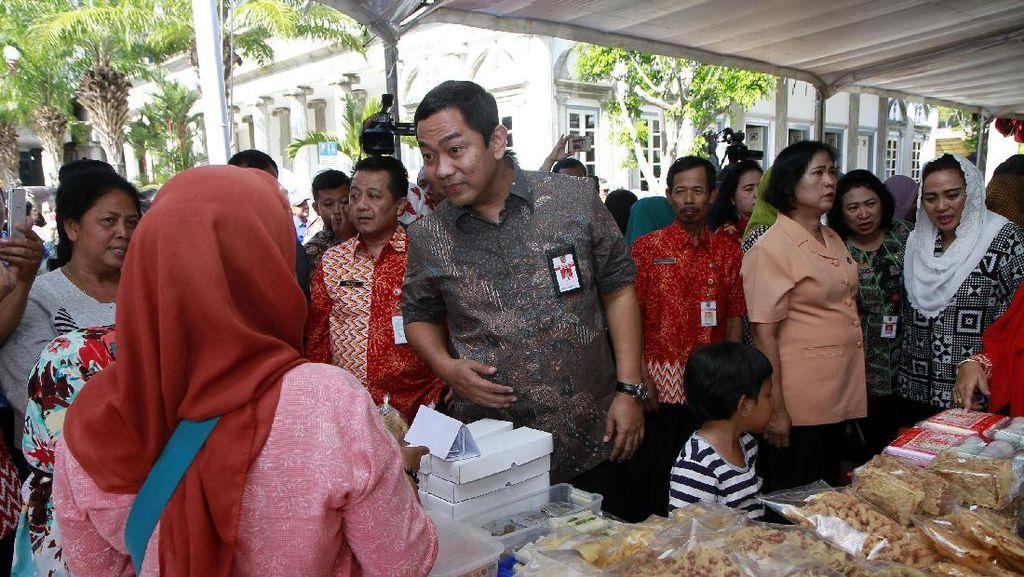 Jurus Pemkot Semarang Stabilkan Harga Pangan Jelang Lebaran