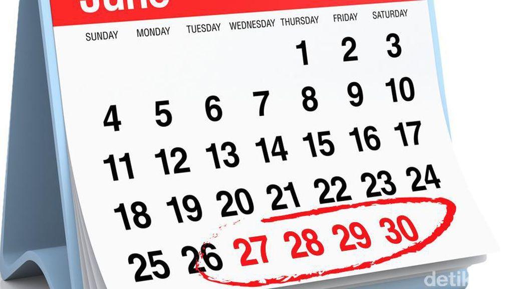 23-30 Juni Ditetapkan Jadi Cuti Bersama Swasta