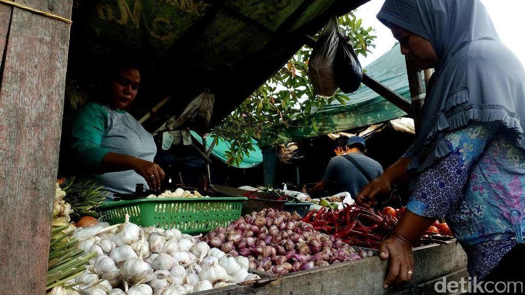Harga Bawang Putih Turun Jadi Rp 30.000/Kg