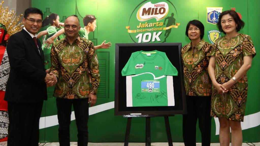 Jakarta 10K Digelar Juli, Jumlah Hadiah Bertambah