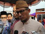 Jelang Akhir Ramadan, Sandiaga Adakan Iktikaf Run