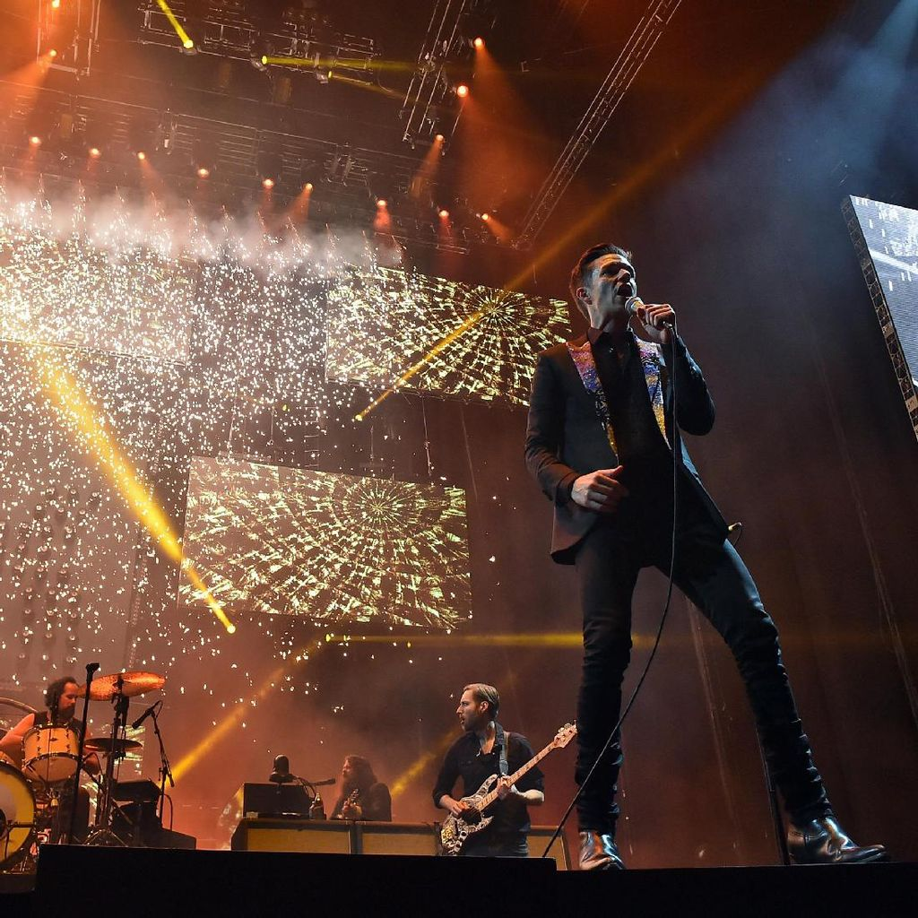 The Killers Keluarkan Album Kelima Wonderful Wonderful