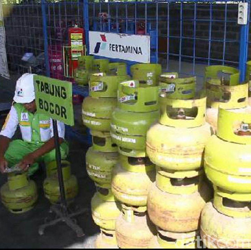 Elpiji 3 Kg di Jember Langka, Pertamina Tambah Pasokan