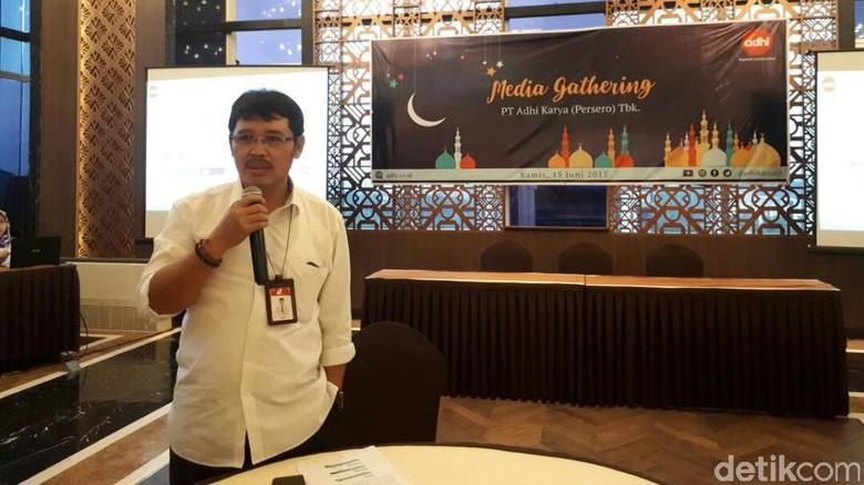Anak Usaha Adhi Karya Melantai di Bursa 2018