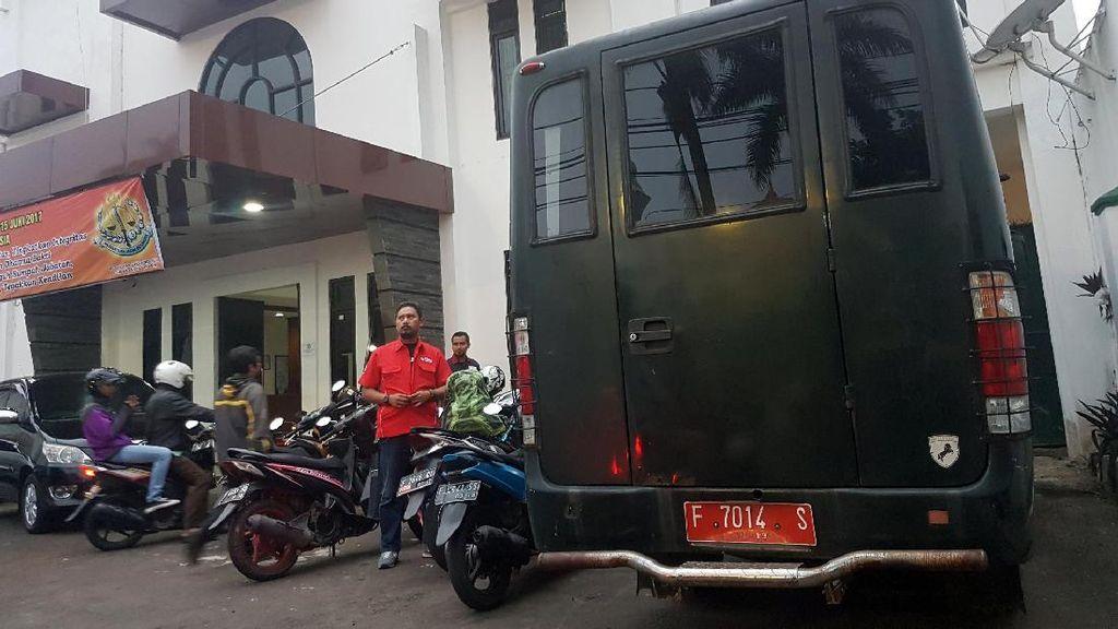 Terdakwa Kasus Penipuan di Sukabumi Kabur Usai Sidang