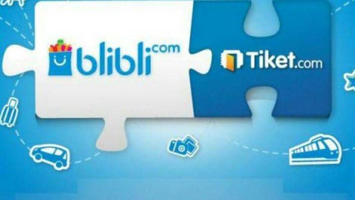 BliBli Caplok Tiket.com