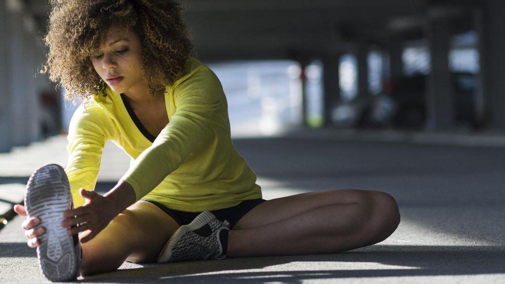 Agar Olahraga Lebih Efektif untuk Membakar Lemak Makanan Lebaran