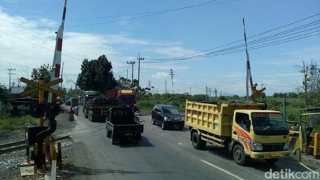 Rawan Kecelakaan dan Macet, Hindari Jalur ini di Mojokerto