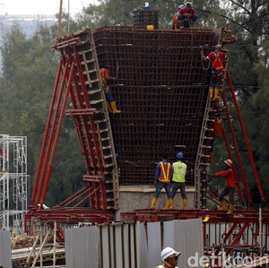 RI Ingin Lebih Banyak Investor Asing Masuk Garap Infrastruktur