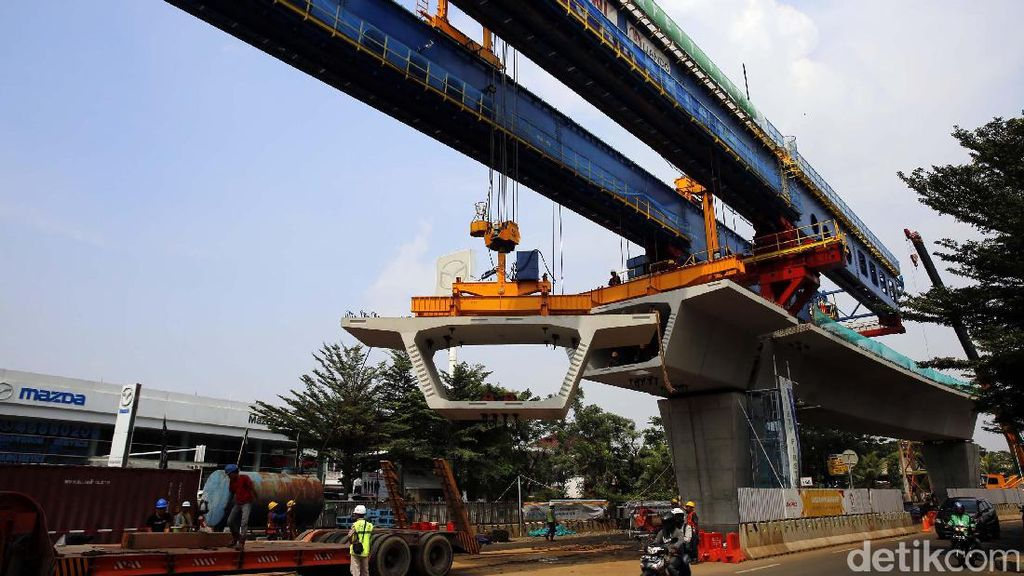 Biaya LRT Jakarta Rp 6,8 Triliun, Pemprov: Perlu Diaudit