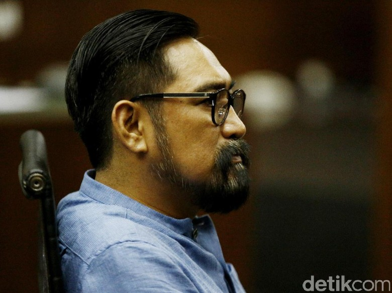 Divonis 3,5 Tahun Penjara, Choel Tegaskan Tak Ajukan Banding