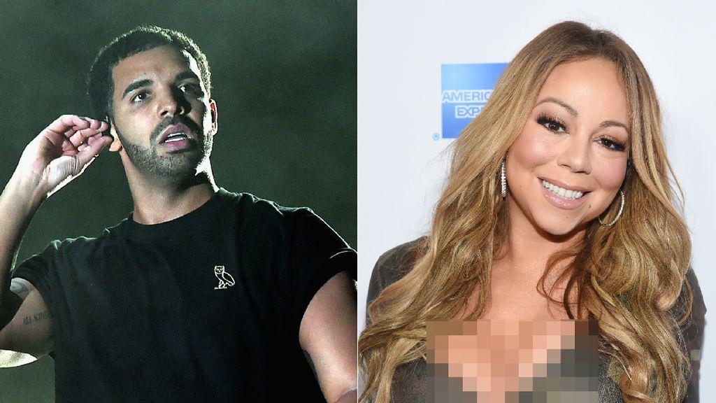 Setelah Rihanna, Drake Kini Dikabarkan Dekat dengan Mariah Carey