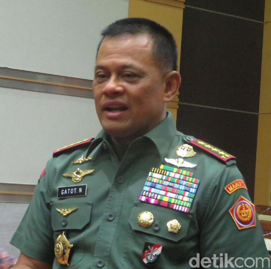 Panglima TNI: MUI Punya Nilai Strategis bagi Indonesia