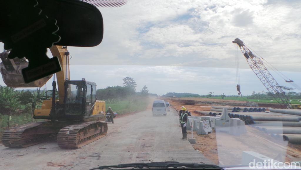 Begini Kondisi Jalan Tol Fungsional yang Siap Dipakai Mudik Lebaran