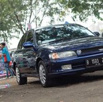 Toyota Great Corolla BZ-Touring