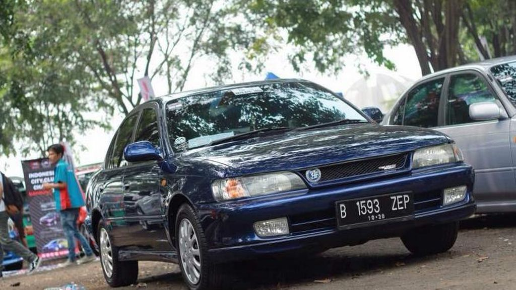 Toyota Great Corolla BZ-Touring