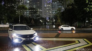 Test Drive Honda Civic Hatchback Turbo