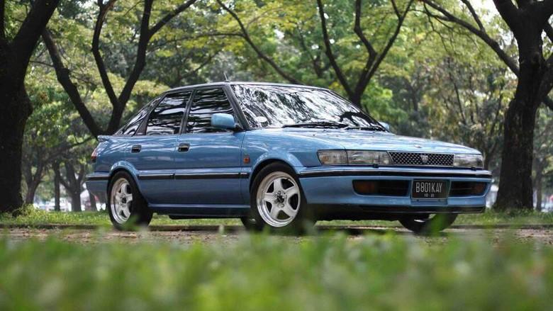 Toyota Corolla Liftback, Kembali ke Tahun 90-an