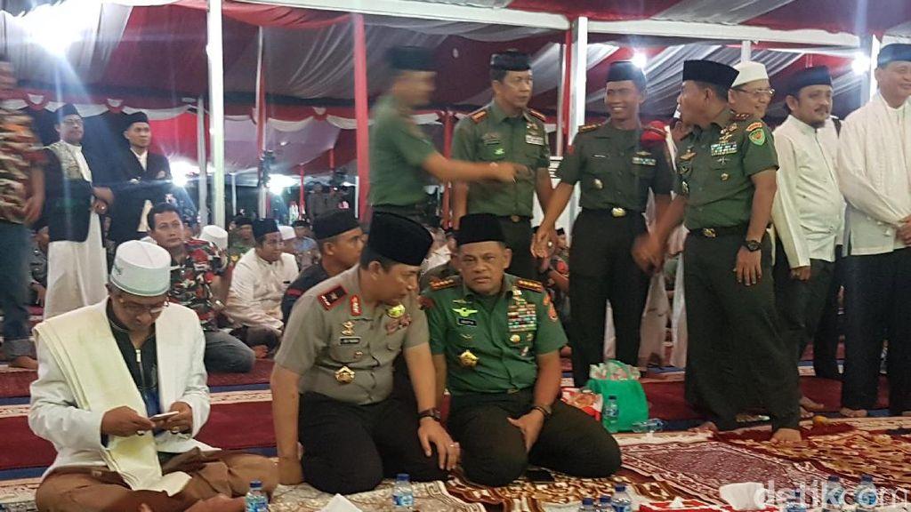 Panglima: TNI dan Ulama Tidak Bisa Dipisahkan