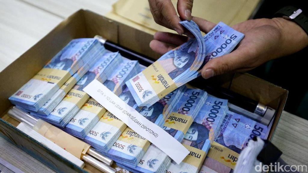BI Sudah Temukan 22.000 Lembar Uang Palsu