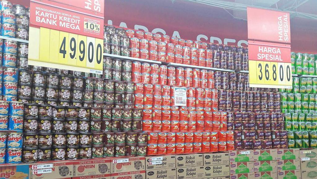 Promo Aneka Biskuit Jelang Ramadan di Transmart Carrefour