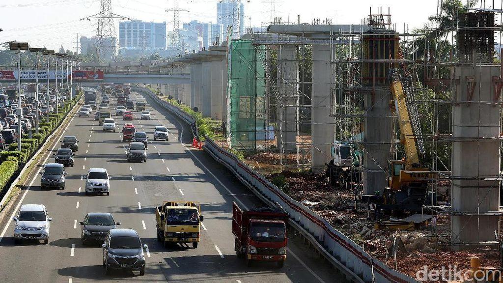 DPR Setujui Suntikan Modal PT KAI Rp 2 T untuk LRT Jabodebek
