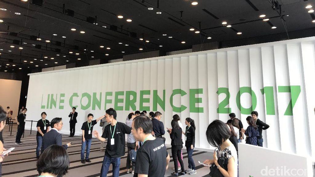 Kemeriahan Line Conference 2017 yang Kuak Fitur-fitur Anyar