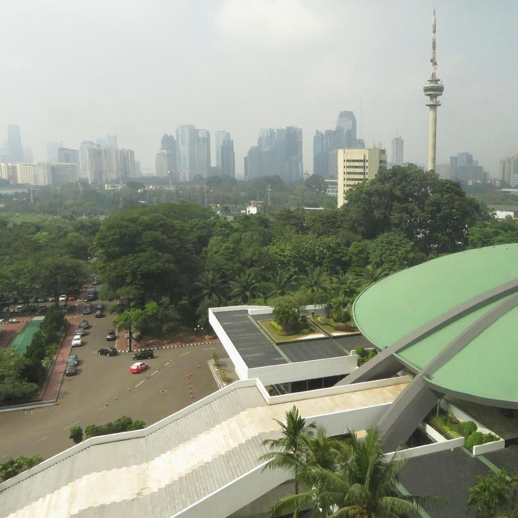 Sekjen DPR Sebut Presiden Jokowi Setujui Pembangunan Gedung Baru