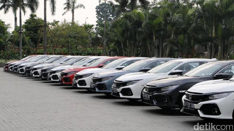 Honda Jual 8.845 Mobil Bulan Juni
