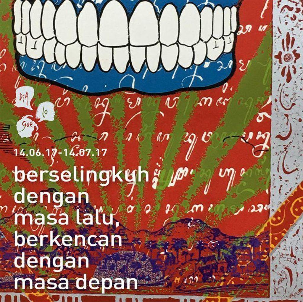 Seni Grafis T.Sutanto Dipamerkan di Dia.Lo.Gue Artspace