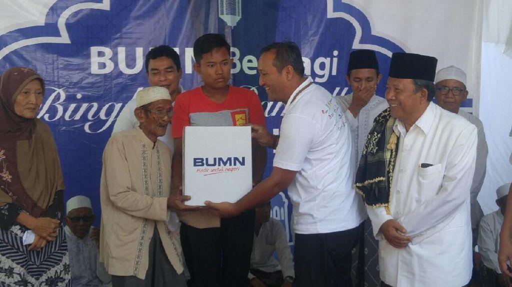 30 Ribu Paket Lebaran Dibagikan BUMN di Semarang