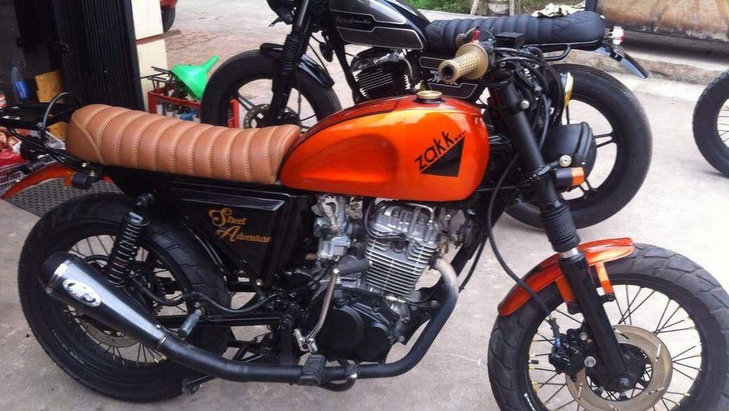 Zakk Urban Cruiser, Motor yang Terinspirasi dari Gitaris