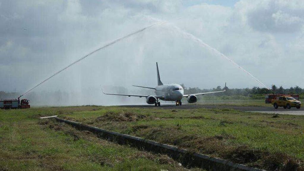 Menteri Pariwisata Puji NAM Air Terbang ke Banyuwangi