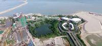 Kota Raksasa di Malaysia