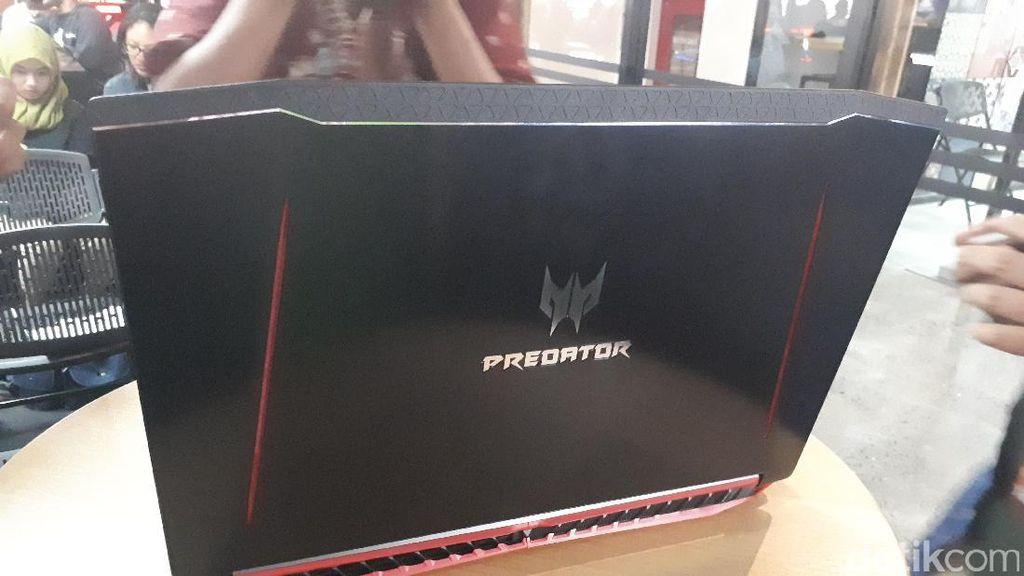 Penampakan Predator Helios 300, Laptop Gaming Rp 26 Juta