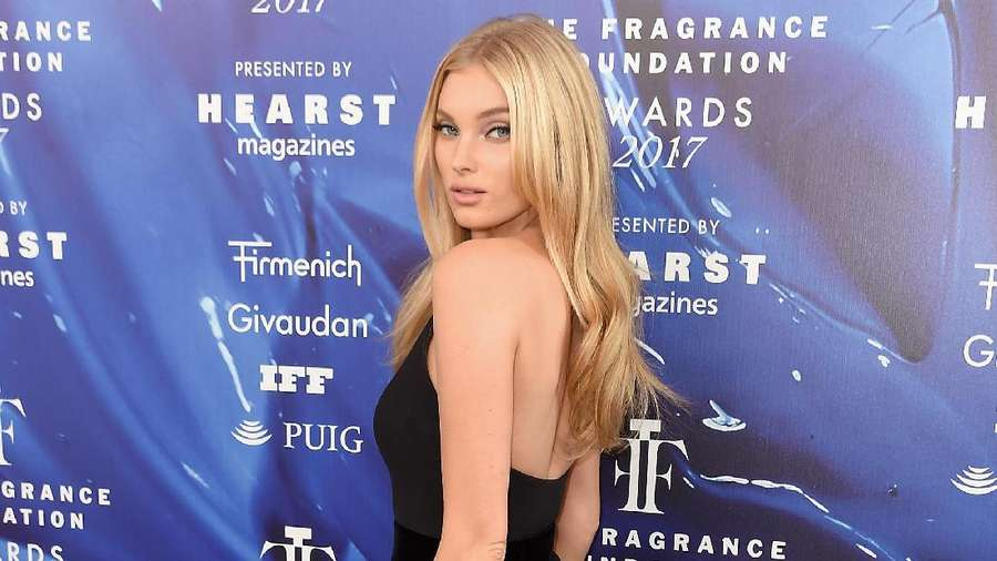 Cantiknya Elsa Hosk, Salah Satu Model Victoria Secret di Video 2U Justin Bieber