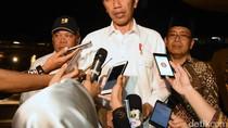 Kapolri Buka Puasa dengan Jokowi-JK dan Menteri Kabinet Kerja