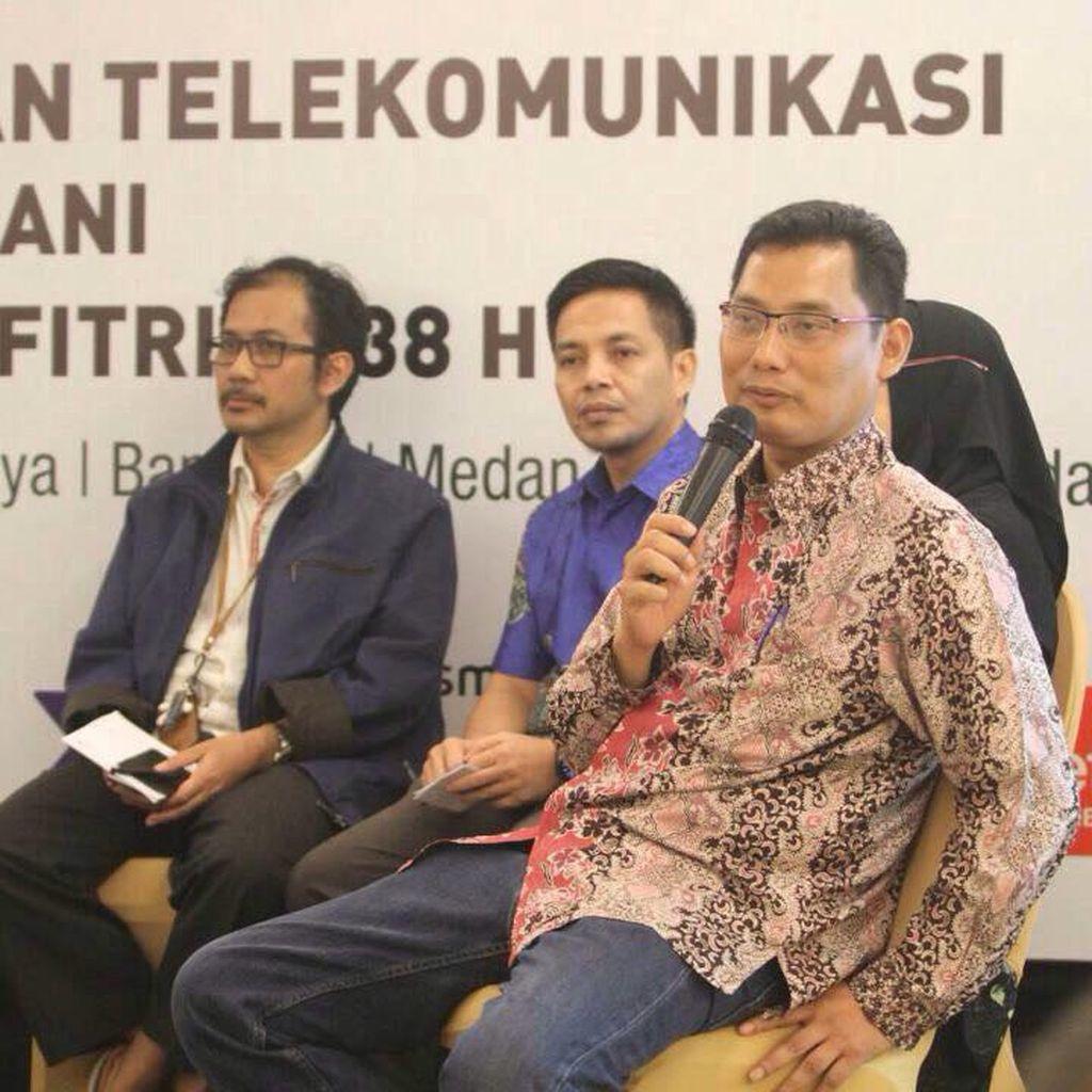 Sah, Makassar Siap Manjakan Pelanggan Seluler Pemudik