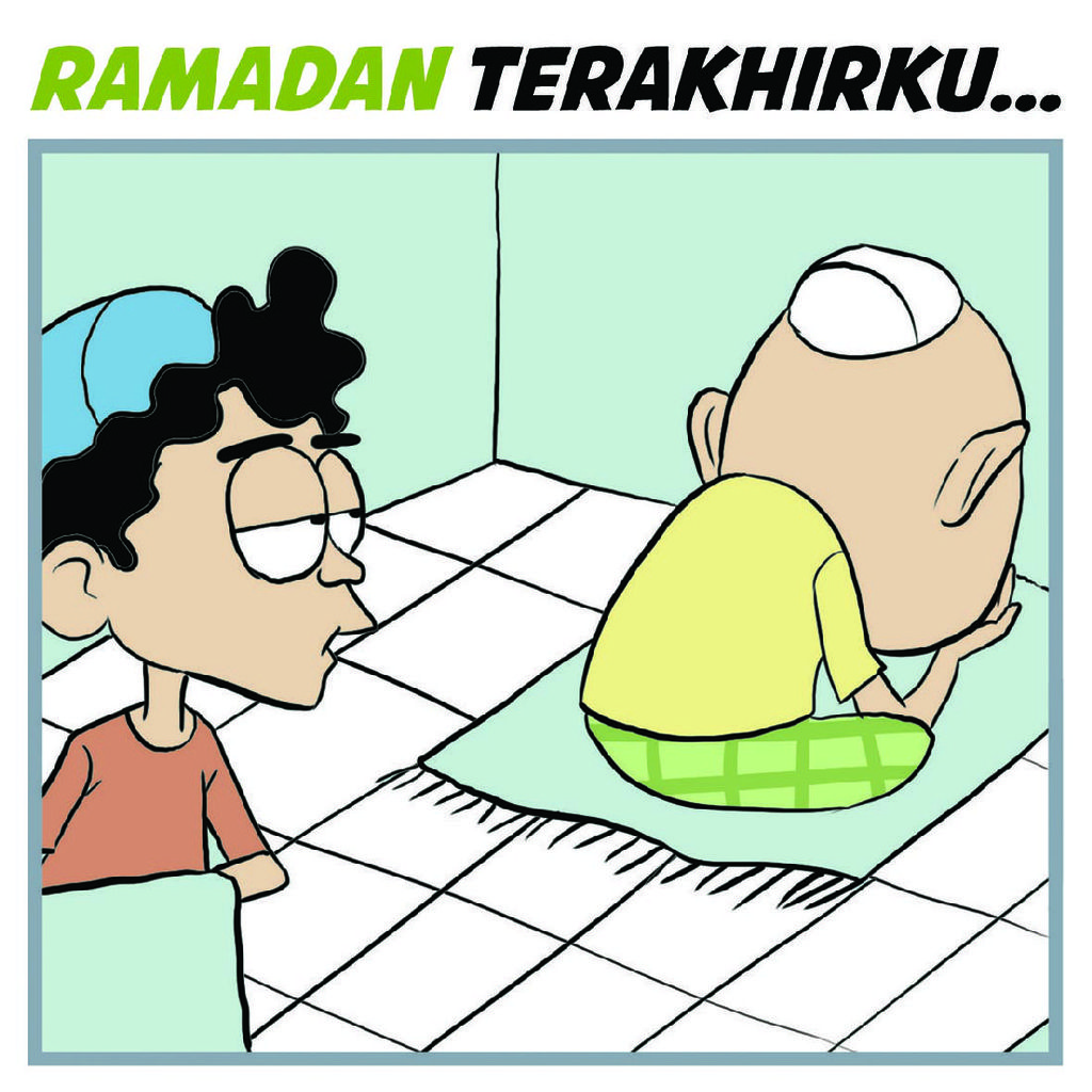 Berharap Menjadi Ramadan Terakhir Menjomblo