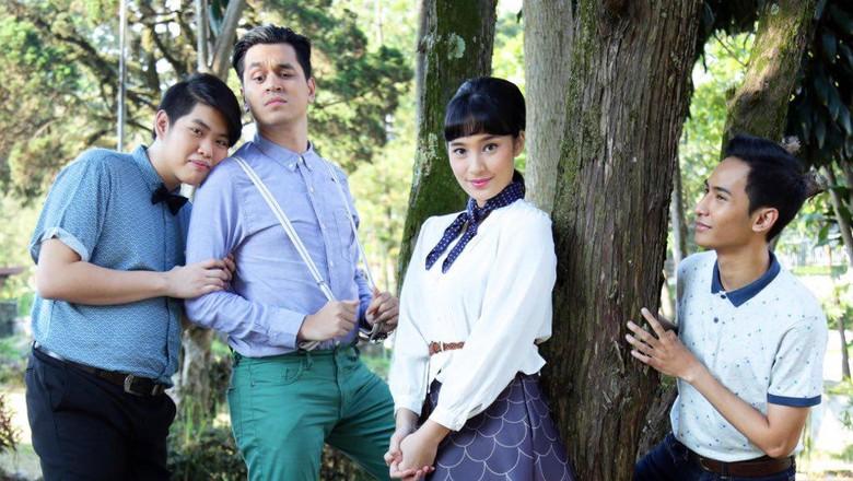 Kevin Julio Jadi Target Bully Saat Syuting Film Sweet 20