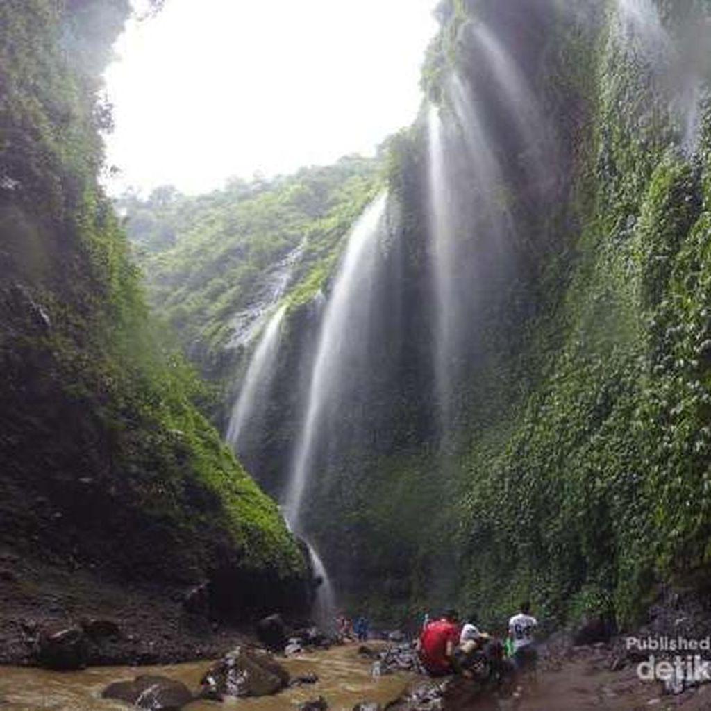 Cari Wisatawan yang Hilang, Kolam di Madakaripura akan Dikuras