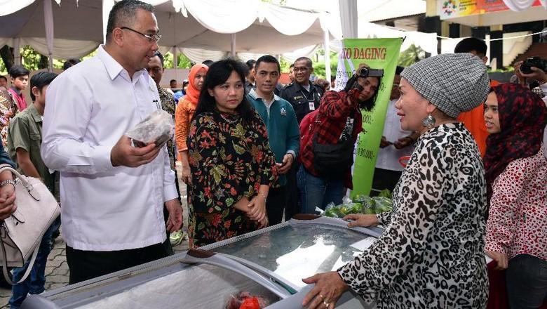 Kemendes PDTT Gelar Pasar Murah