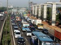 Usai Lebaran, Konstruksi Tol Jakarta-Cikampek Layang Dimulai