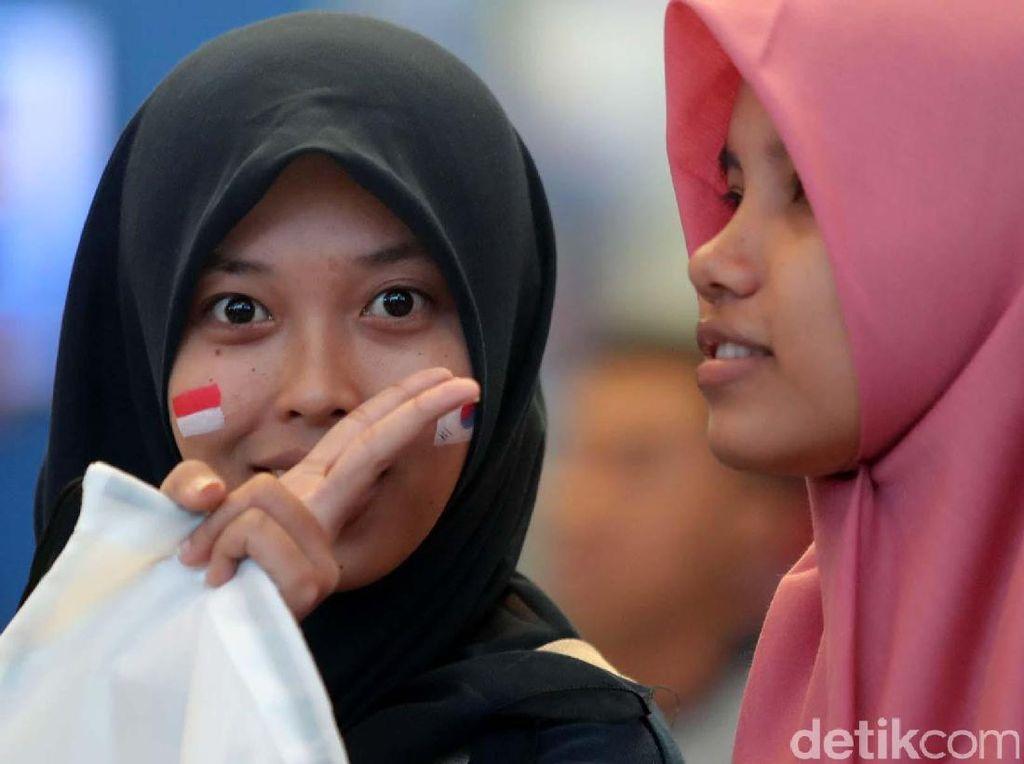 Berisiknya Suporter Bulutangkis Indonesia Tak Segalak Dulu